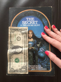the secret book treasure hunt